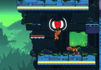Roguelike Action-Platformer 20XX Blasts To Nintendo Switch On July 10, 2018