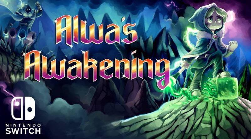 Alwa's Awakening Nintendo Switch