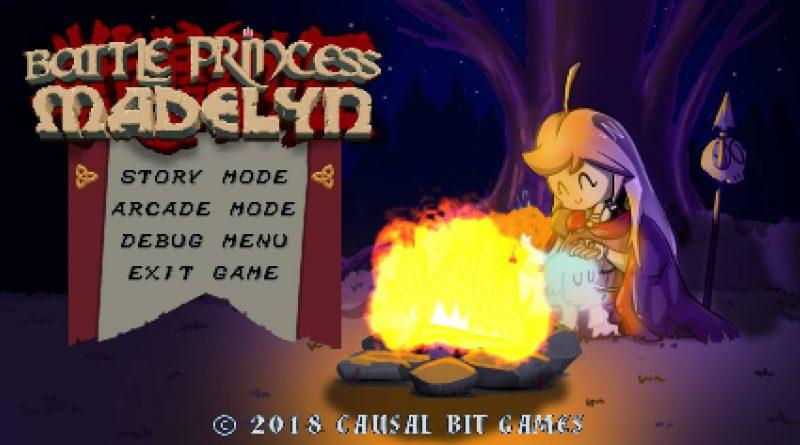 Battle Princess Madelyn PS Vita PS4 Nintendo Switch