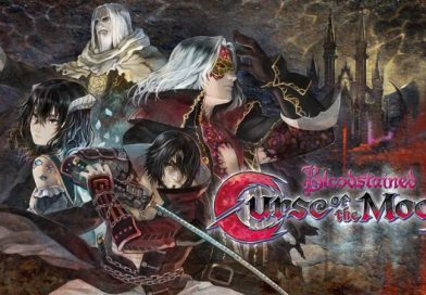 Bloodstained: Curse of the Moon Coming To PS Vita, PS4, Switch & 3DS On May 24, 2018