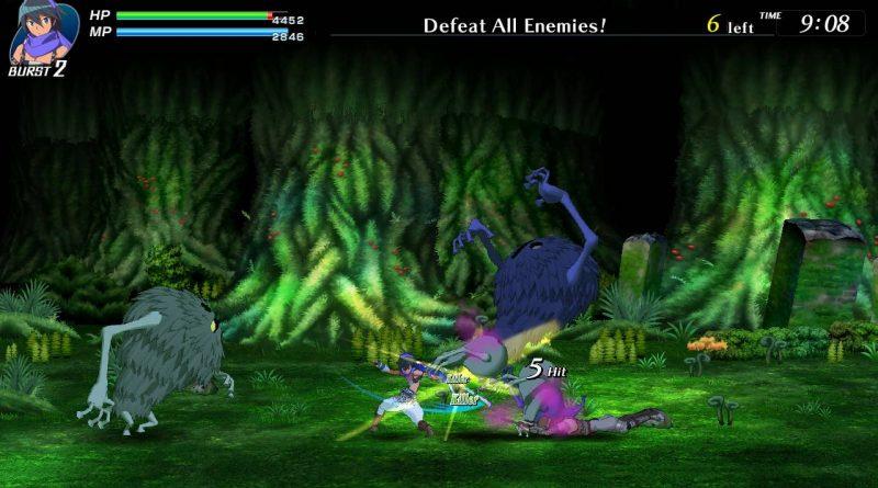 Code of Princess EX Nintendo Switch
