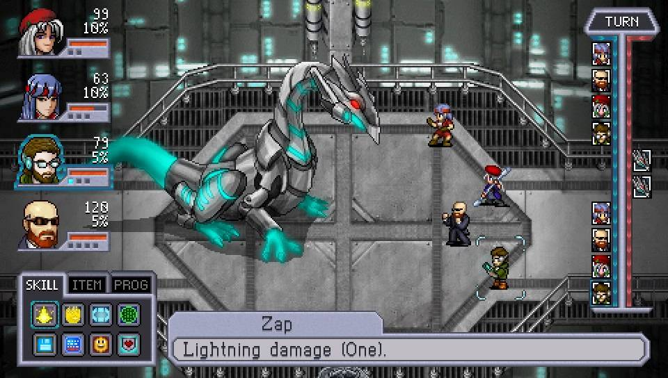 Cosmic Star Heroine PS Vita