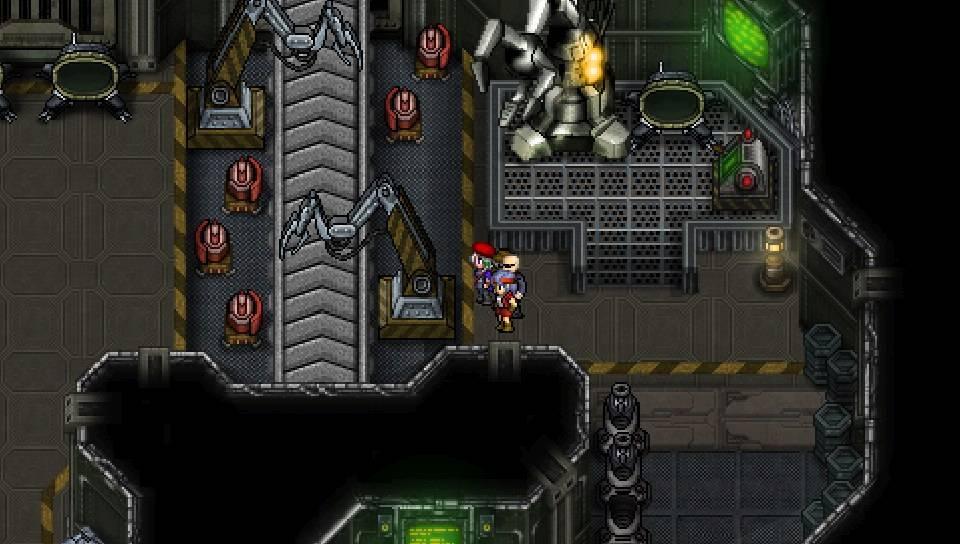 Cosmic Star Heroine PS Vita