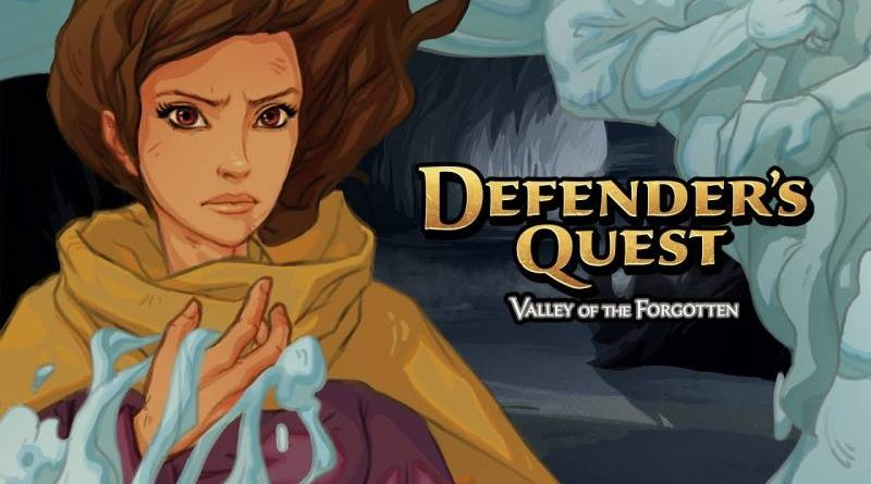 Defender's Quest: Valley of the Forgotten DX PS Vita PS4