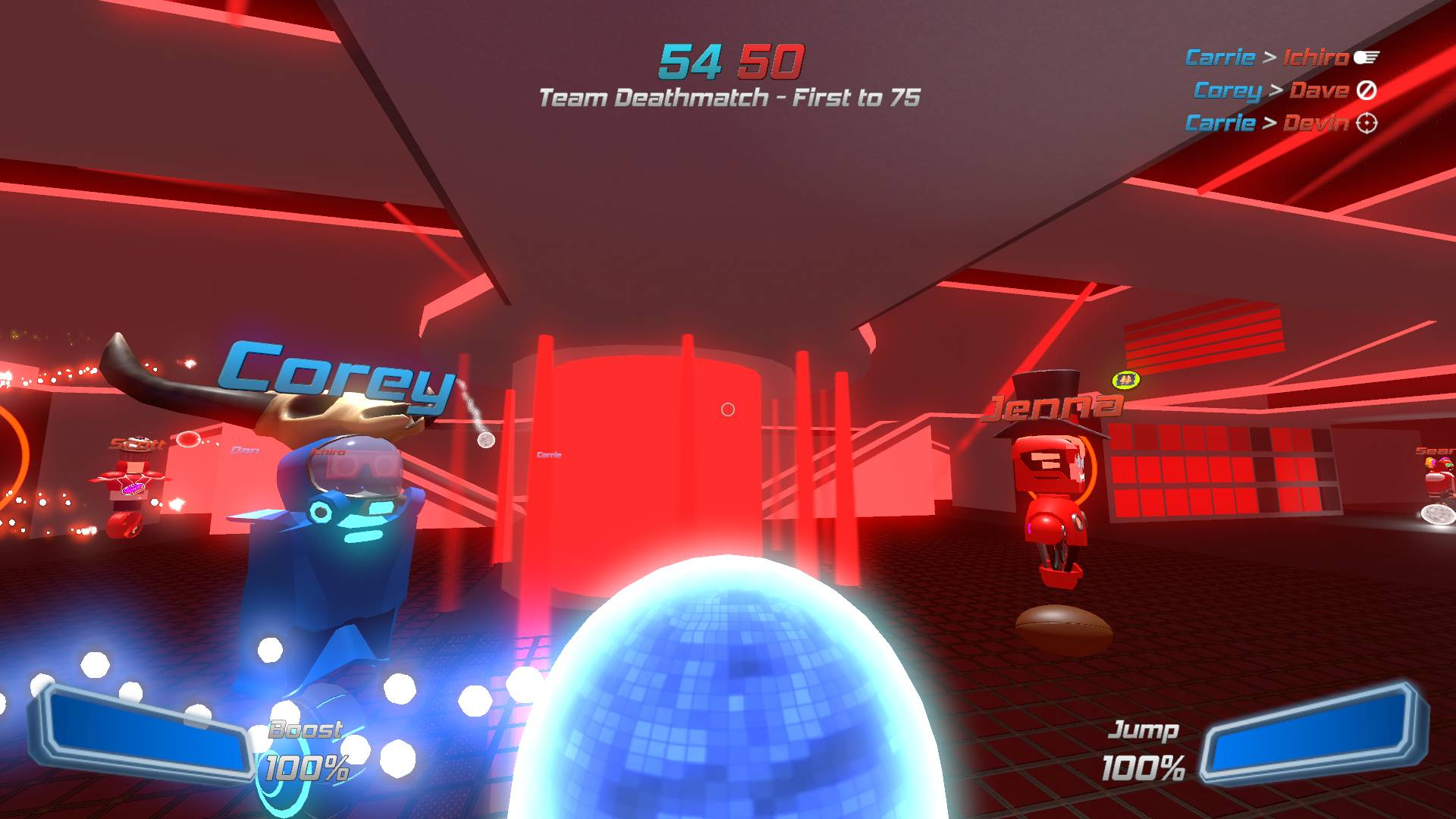 Disco Dodgeball Remix Lands On Nintendo Switch On May 22, 2018 | Handheld Players