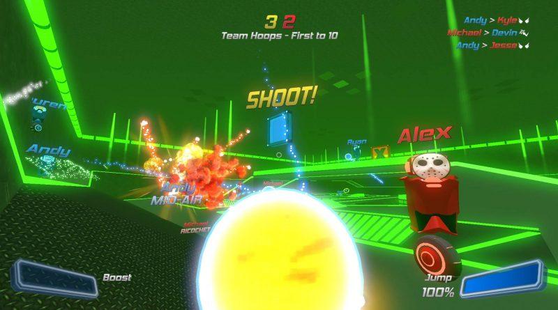 Disco Dodgeball Remix Nintendo Switch