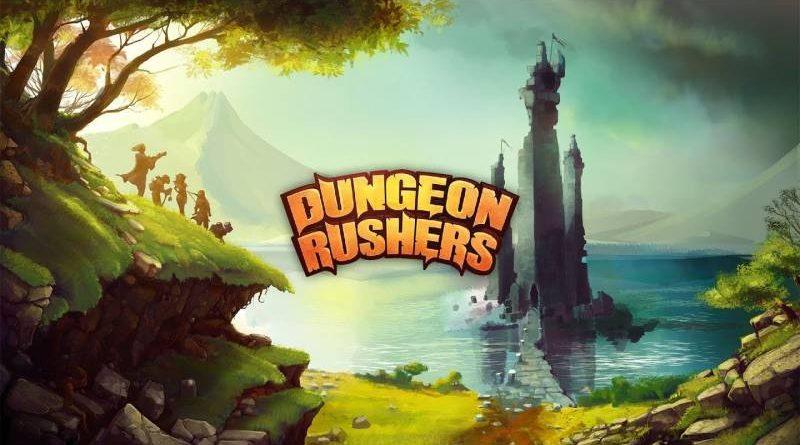 Dungeon Rushers Nintendo Switch