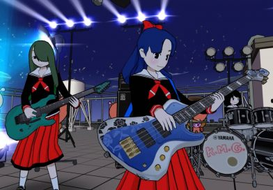 Gal Metal Heading To Switch In North America & Europe In Fall 2018