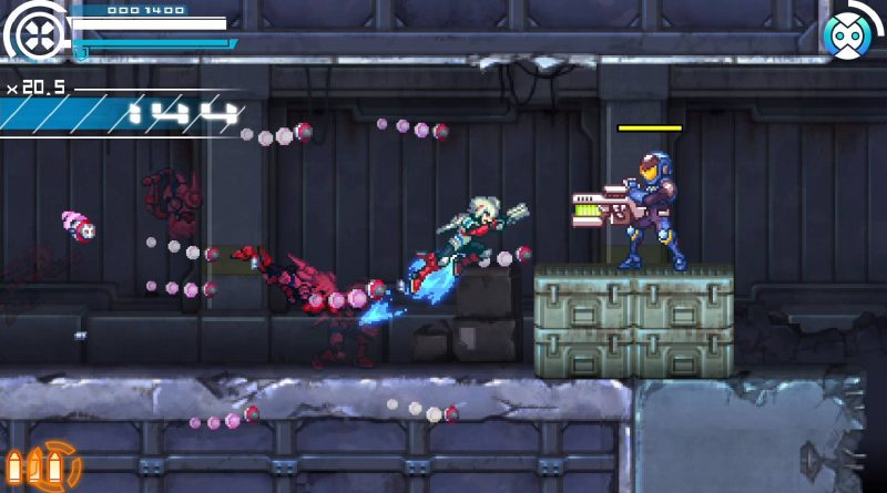 Gunvolt Chronicles: Luminous Avenger iX Nintendo Switch