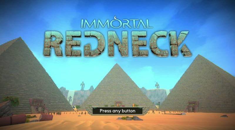 Immortal Redneck Nintendo Switch