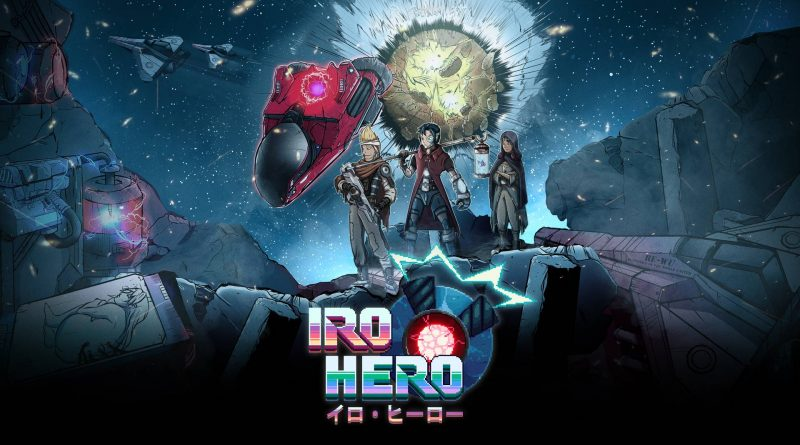 Iro Hero Nintendo Switch