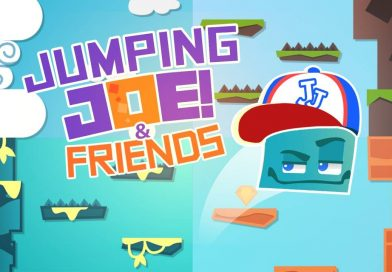 Jumping Joe & Friends Available Now On Nintendo Switch