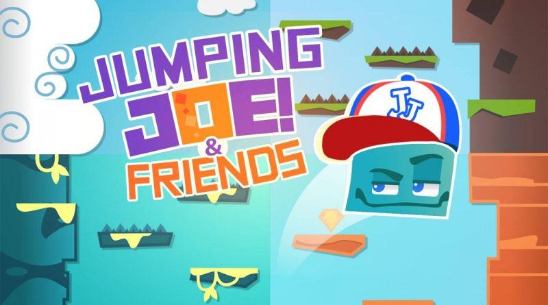 Jumping Joe & Friends Nintendo Switch