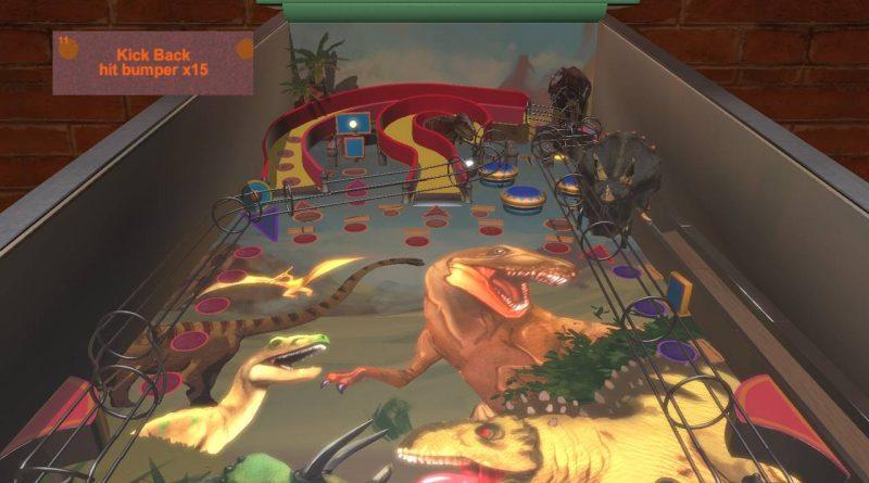 Jurassic Pinball Nintendo Switch