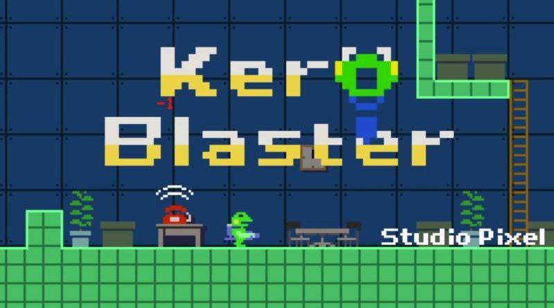 Kero Blaster Nintendo Switch