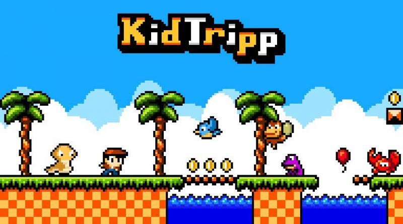 Kid Tripp PS Vita PS4