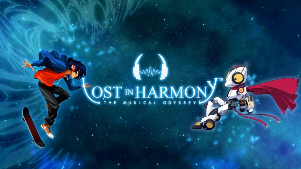 Lost in Harmony Nintendo Switch PC