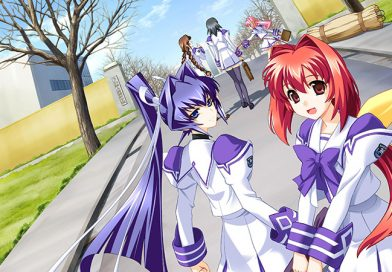 Muv-Luv and Muv-Luv Alternative Arrive On PS Vita In North America & Europe Next Month