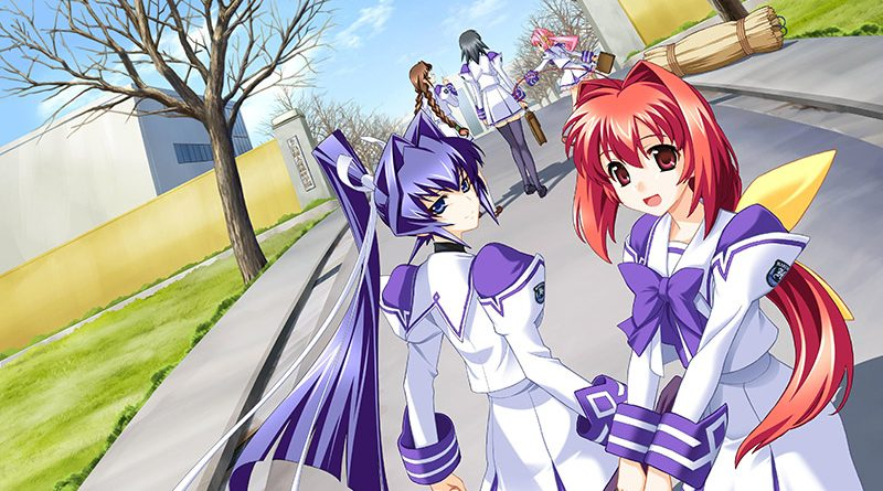 Muv-Luv and Muv-Luv Alternative PS Vita