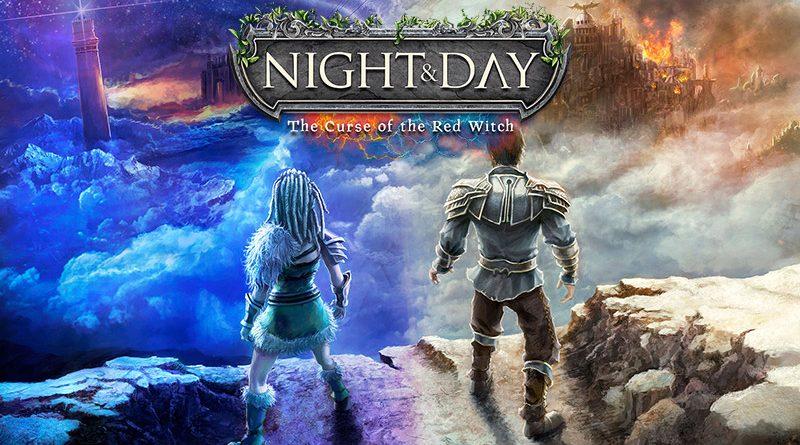 Night & Day Nintendo Switch