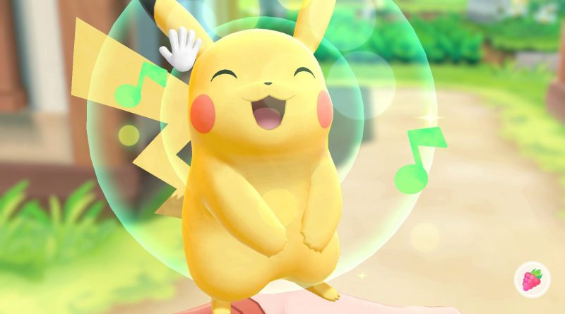 Pokémon: Let's Go, Pikachu! and Pokémon: Let's Go, Eevee! Nintendo Switch