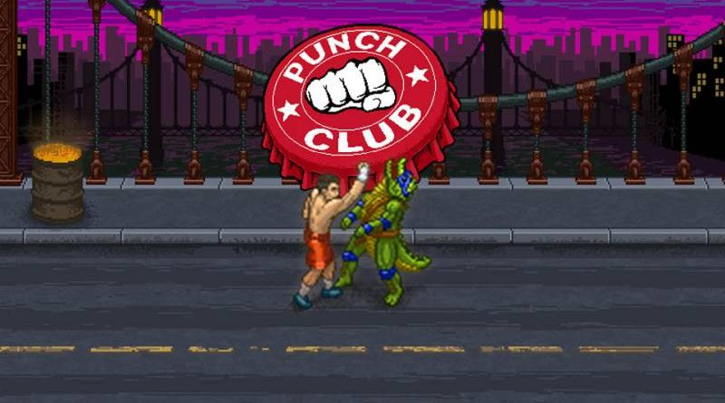Punch Club Nintendo Switch