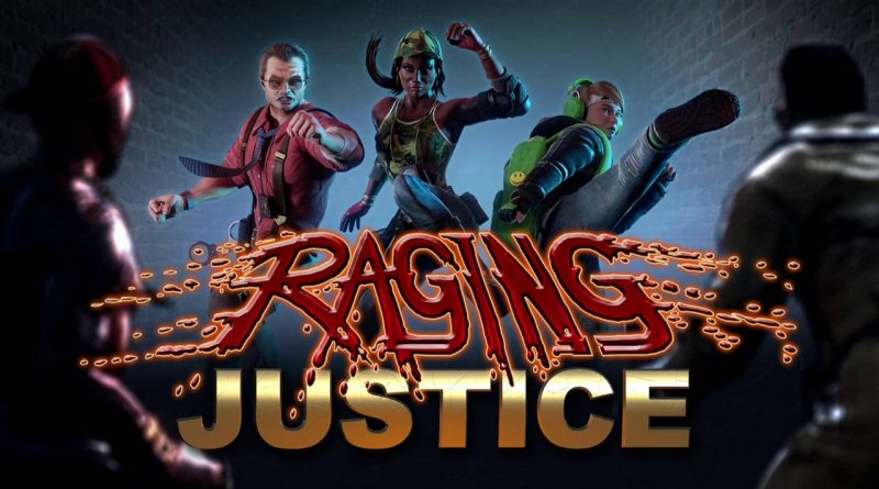 Raging Justice Nintendo Switch
