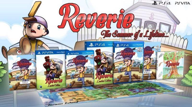 Reverie PS Vita PS4