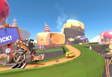 Runner3 Available Now For Nintendo Switch