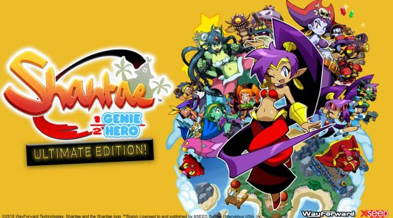 Shantae: Half-Genie Hero Nintendo Switch