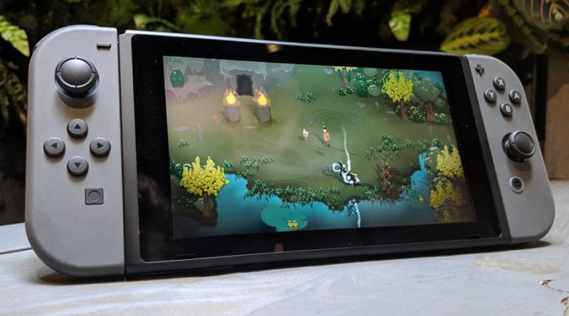 Action RPG Songbringer Launches on Nintendo Switch Next Week