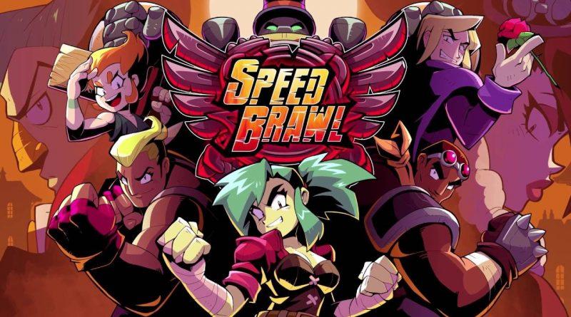 Speed Brawl Nintendo Switch