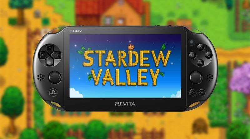 Stardew Valley PS Vita