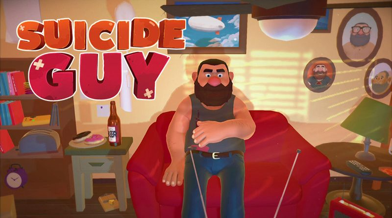 Suicide Guy Nintendo Switch