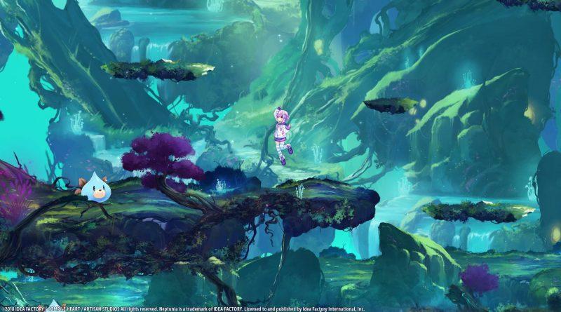 Super Neptunia RPG Nintendo Switch PS4
