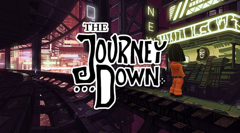 The Journey Down Nintendo Switch