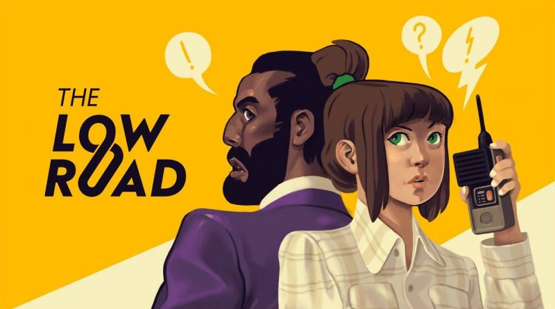 The Low Road Nintendo Switch