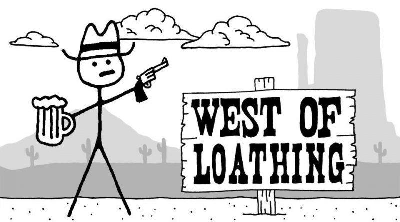 West of Loathing Nintendo Switch