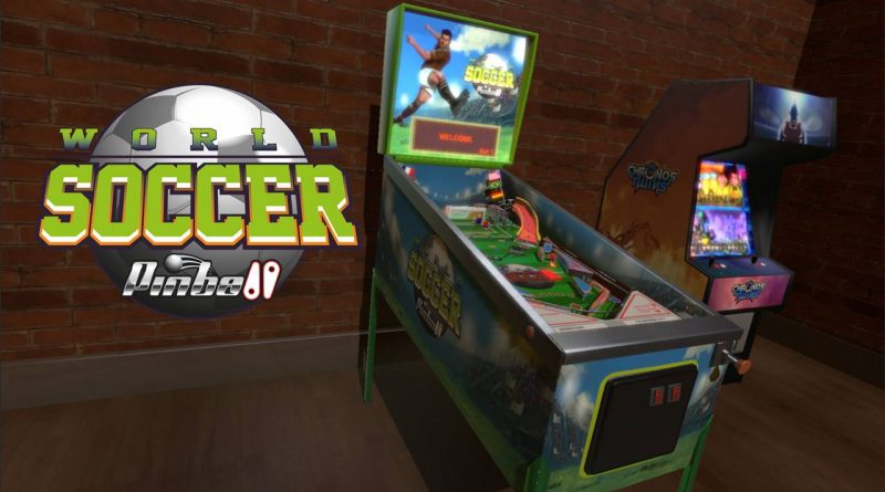 World Soccer Pinball Nintendo Switch