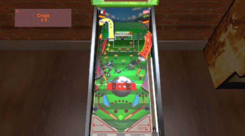 World Soccer Pinball Nintendo Switch