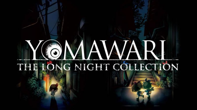 Yomawari: The Long Night Collection Nintendo Switch