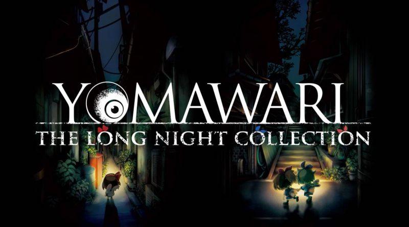 Yomawari: The Long Night Collection Nintendo Switch