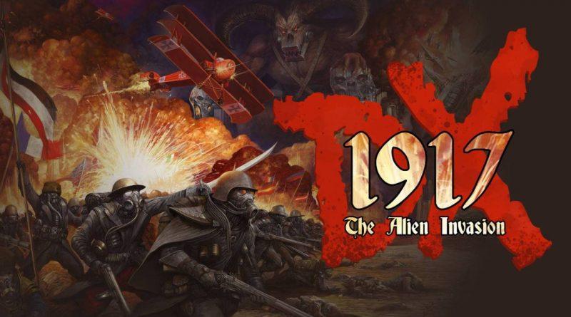 1917 – The Alien Invasion DX Nintendo Switch