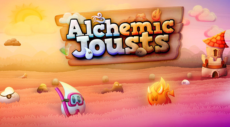 Alchemic Jousts Nintendo Switch