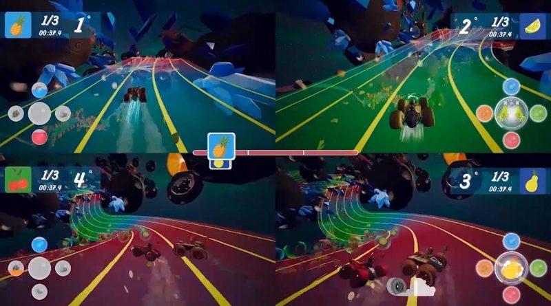 All-Star Fruit Racing Nintendo Switch