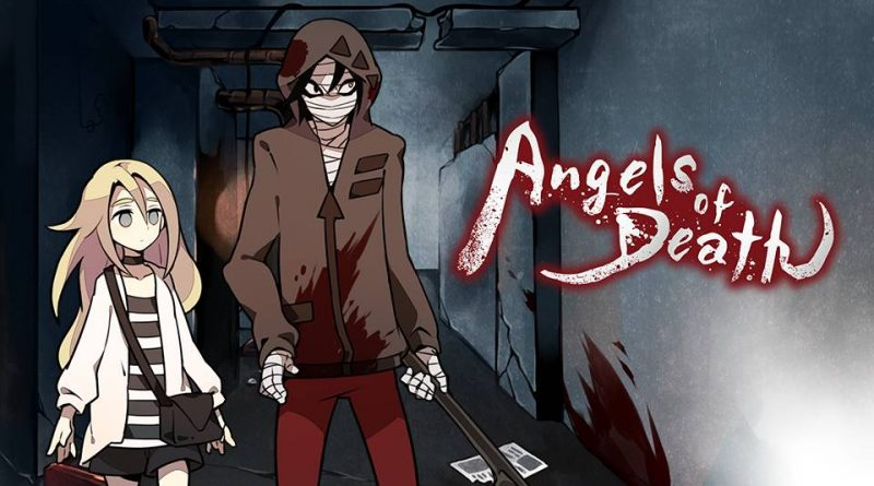Angels of Death Nintendo Switch