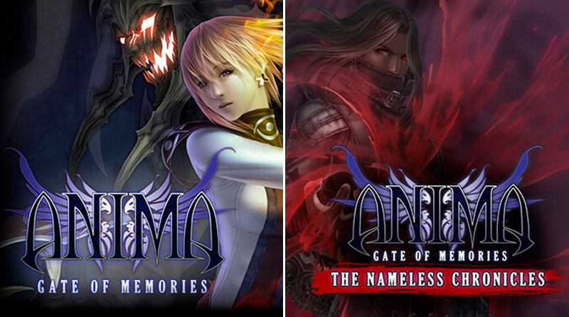 Anima: Gate of Memories The Nameless Chronicles Nintendo Switch