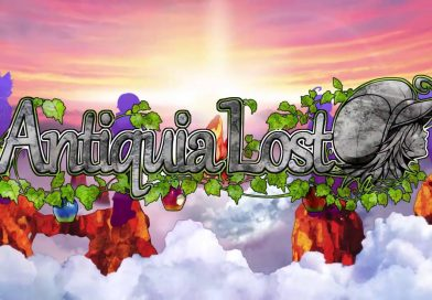Antiquia Lost Available Now For PS Vita & PS4 In Europe and Australia