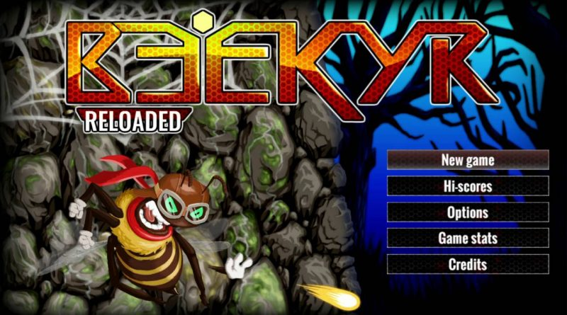 Beekyr Reloaded Nintendo Switch