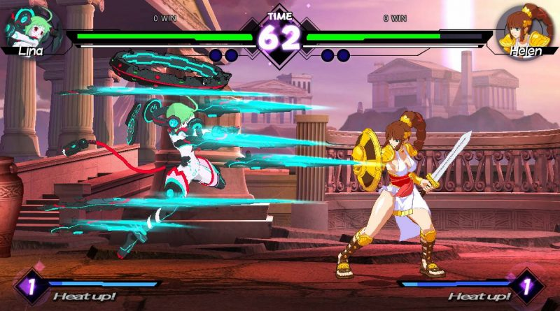 Blade Strangers Nintendo Switch
